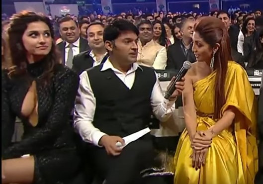Disha's Picture From The Filmfare Awards