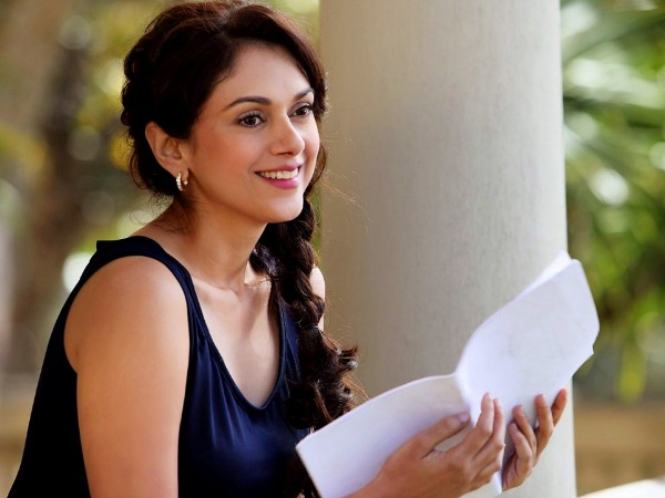 Have Made My Space Without Backing, Support, Says Aditi Rao Hydari