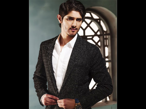 Rohan Mehra's New Look