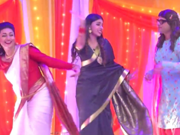 Gulabo Dances With Ishita