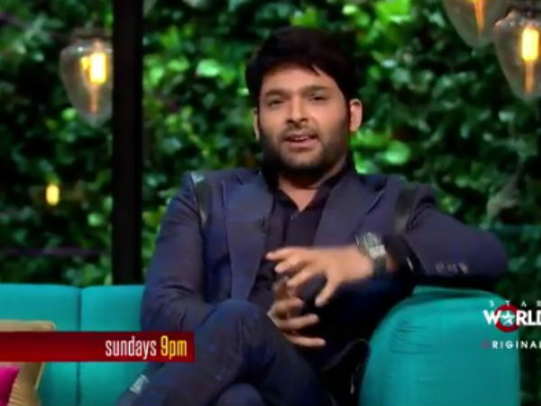 Kapil Talks In English