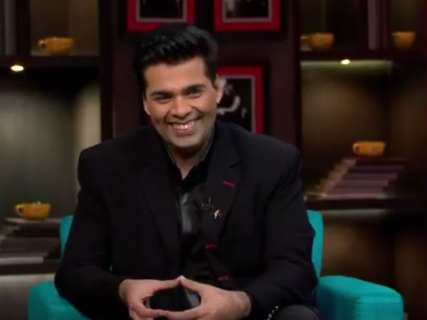 Kapil Asks Karan To Talk In Hindi!