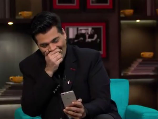 Kapil Sharma's episode dropped from Karan Johar's show?
