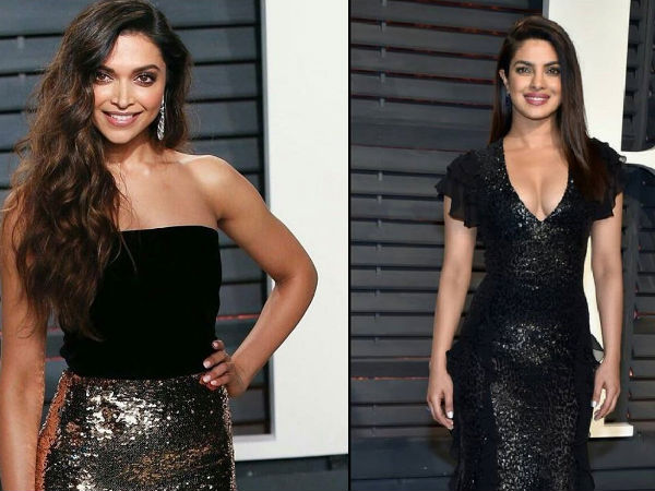 Deepika & Priyanka Under One Roof