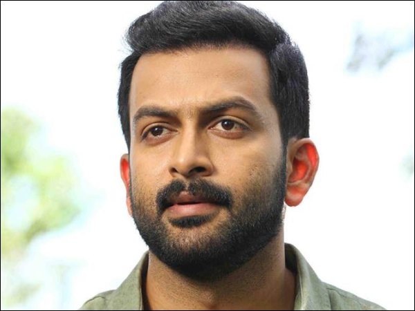 Prithviraj's Strong Statement Against Misogyny