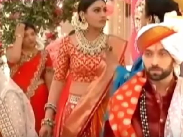 Shivaay & Tia's Wedding Rituals
