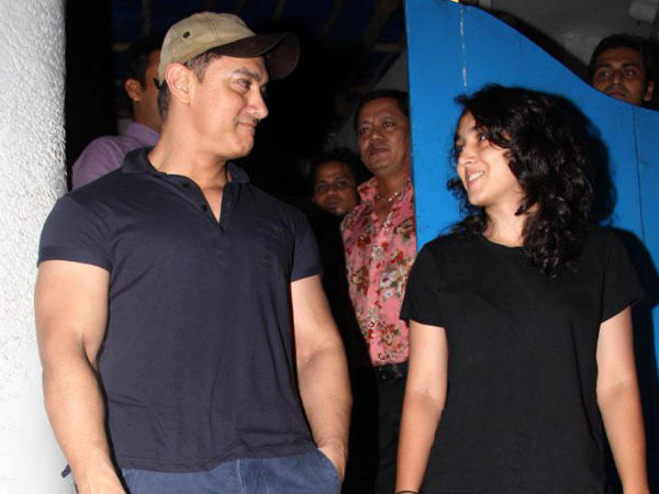 Aamir Khan's Daughter Ira To Enter Bollywood?