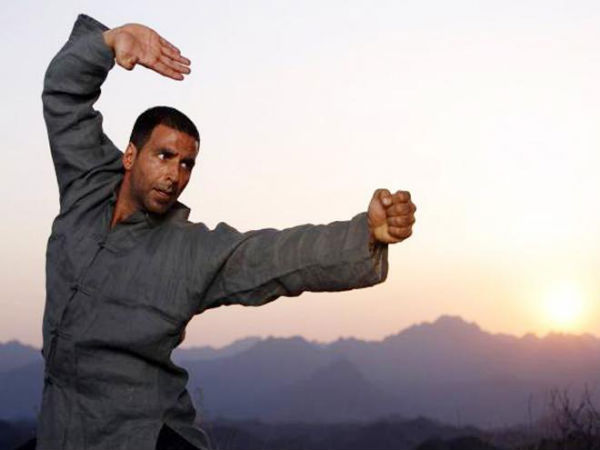 Akshay Kumar Martial Arts Karate Self Defence