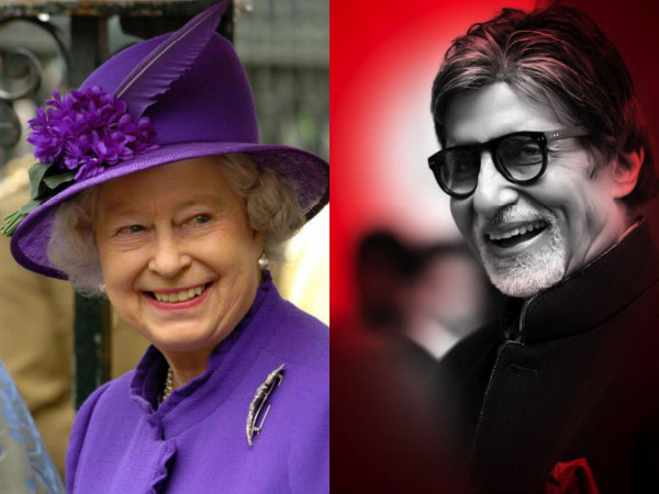 Amitabh Bachchan Turns Down Royal Invitation From Queen Elizabeth 2?