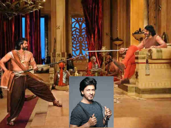 Will Baahubali 2 have Shah Rukh Khan in it?
