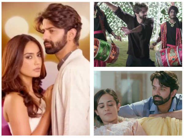 Barun Sobti & Surbhi Jyoti's Tanhaiyan, A Hit; Fans Crazy About Barun's 'Stubble' Look!