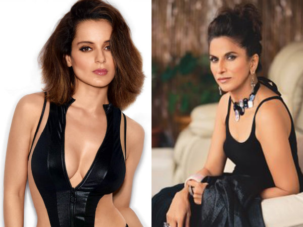 Bollywood Can't Handle A Woman Like Kangana Ranaut: Shobhaa De