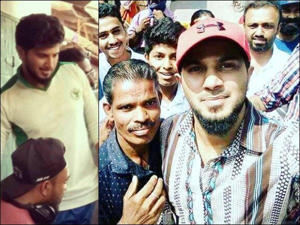 Dulquer Salmaan S New Look From Mahanati Goes Viral In: Dulquer Salmaan's New Look In Parava