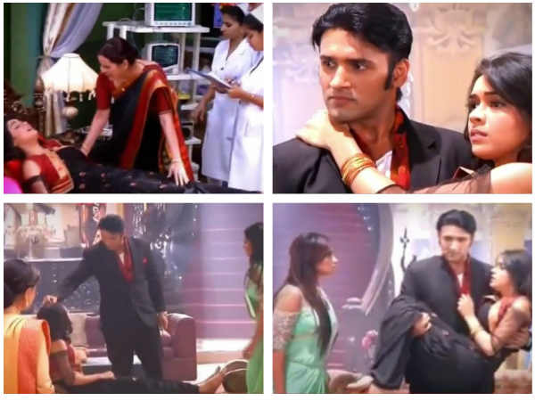 Ek Tha Raja Ek Thi Rani Major Twist: Raja Rescues Naina From Vijay; Raja Marries Naina!