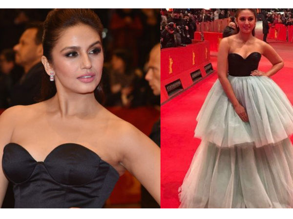 German Fans Go Crazy Over Huma Qureshi!