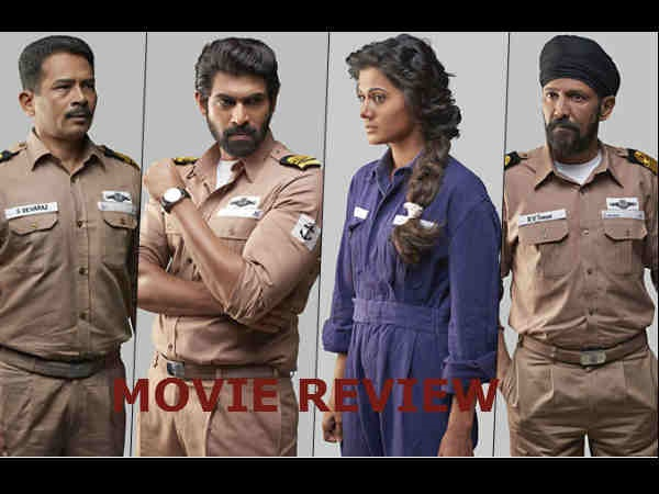 The Ghazi Attack Movie Review: Surfaces Victorious Post A Riveting Depiction Of A Brave Story!