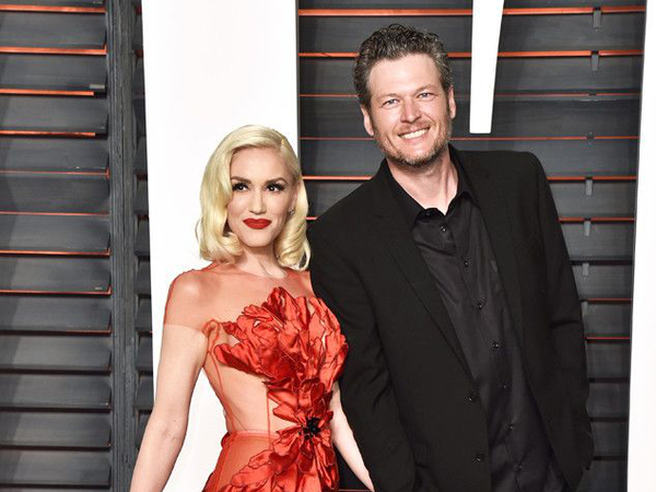 Gwen Stefani takes Blake Shelton to Disneyland