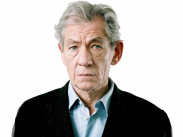 Ian Mckellen Says He Enjoys A Fairy Tale Life