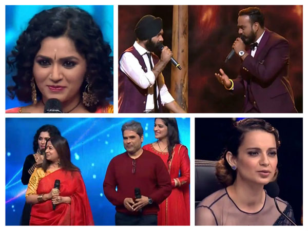 Indian Idol 7: Manya Narang Gets Evicted; Rohit's Soulful Performance Leaves Sonu Nigam Teary-eyed
