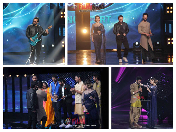 Indian Idol 7: Shahid & Saif Play A Prank On Karan Wahi; Kangana Reveals Her Favourite Contestant!