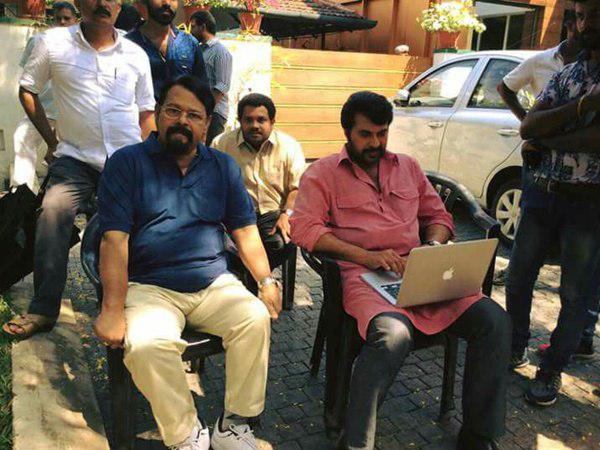 Innocent's New Look For Mammootty-Shyamdhar Movie Is Trending!