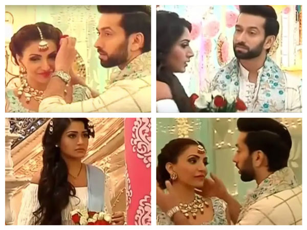 Ishqbaaz SPOILER: Shivaay Romances Tia During Their Wedding Functions; Anika Jealous!