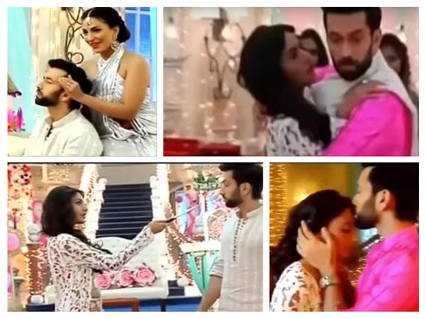 Ishqbaaz SPOILER ALERT: Shivaay & Anika's Romance During Shivaay & Tia's Mehendi Ceremony!