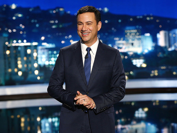 Jimmy Kimmel Considering Retirement From TV