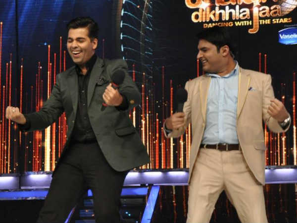 Koffee With Karan To End With Kapil Sharma's Episode!