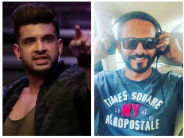 Karan Kundra Replaced By Nikhil Chinnappa In Roadies!