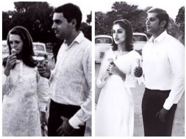 Here's Karanvir Bohra's Tribute to Sonia & Rajiv Gandhi's Love Story; Celebrities Support KVB!