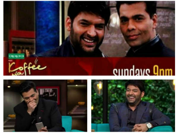 Finally, Koffee With Karan Makers Shut All The Rumours; Kapil Sharma's KWK Promo Is Out & It's Funny