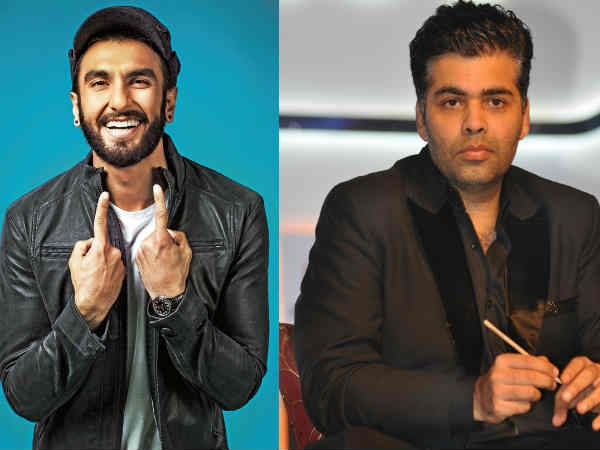 HEARD THIS: Karan Johar Signs Ranveer Singh For His Next To Be Directed By Rohit Shetty?
