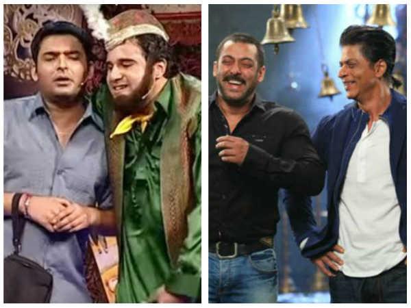 Krushna Abhishek Compares Him & Kapil Sharma To Shahrukh & Salman Khan!