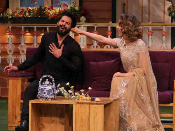 Shahid Kapoor Wants To Make Peace With Kangana; Says She Should Move Ahead & Work With Team Spirit!