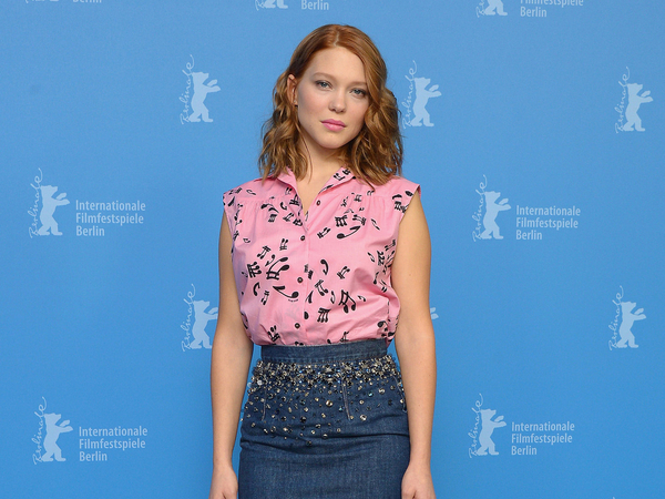 Lea Seydoux Didn't Let Her Mother Know About Her Acting Career For Long
