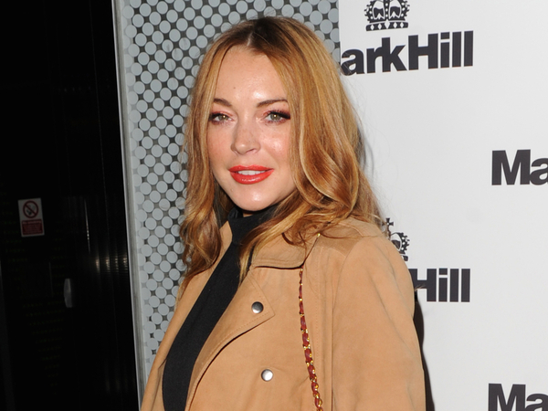 Lindsay Lohan Learned To Take Control Of Her Life After Reaching 30