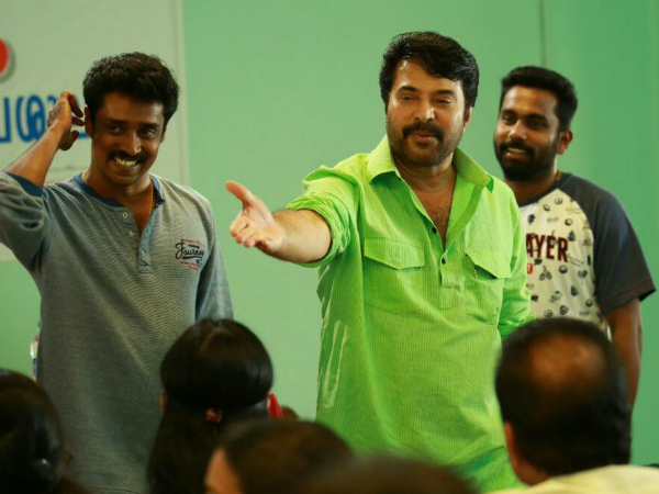 REVEALED: Mammootty's Role In Shyam Dhar Movie