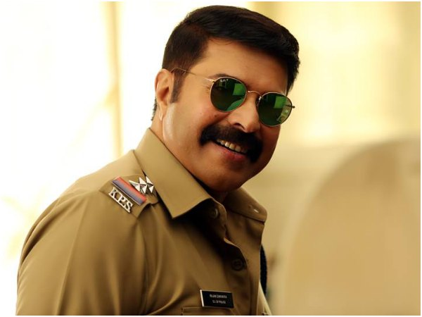 WOW! Mammootty In The Shoes Of A Cop Yet Again?
