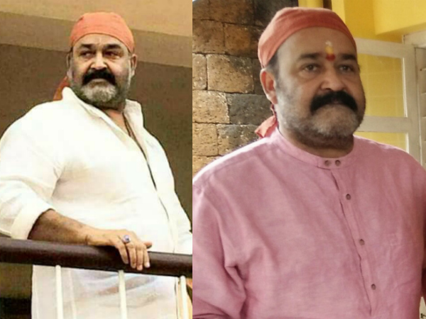JUST OUT! Mohanlal's First Pictures Post Ayurvedic Treatment