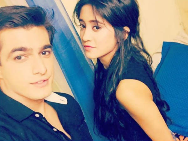 When Reel Love Turned Real! Yeh Rishta Kya Kehlata Hai's Mohsin Khan Confirms Dating Shivangi Joshi!