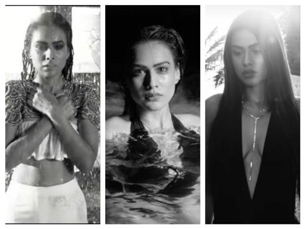SEE PICS! Nia Sharma Looks HOT In Her Music Video 'Waada'!