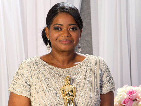 Oscar Nominations Not Influenced By Diversity Row Feels Octavia Spencer