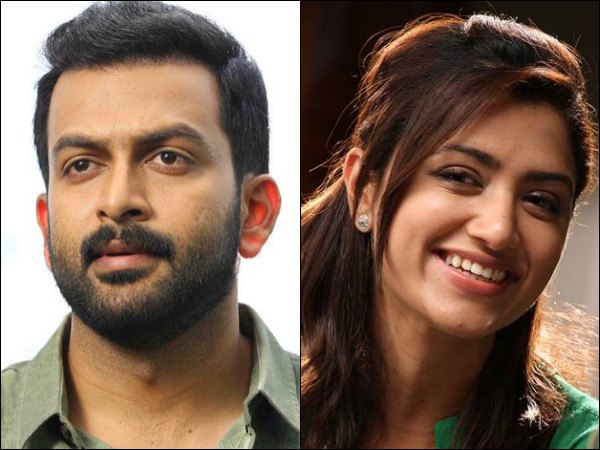 WOW! Prithviraj and Mamtha Mohandas To Pair Up For Detroit Crossing!