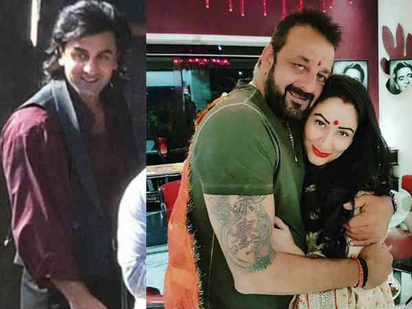 WOW! Ranbir Kapoor To Sport Sanjay Dutt's Tattoos For His Biopic?