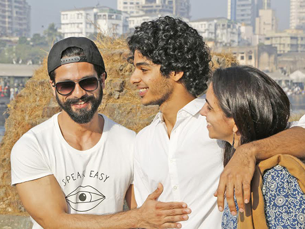 Shahid Kapoor On Ishaan: I Am Very Happy For My Brother & Have My Fingers Crossed!