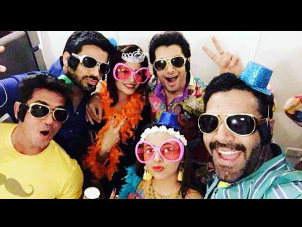 Sharad Malhotra Celebrates GF Pooja Bisht's B'Day In 'Govinda' Style; Pooja Posts A Sweet Message!