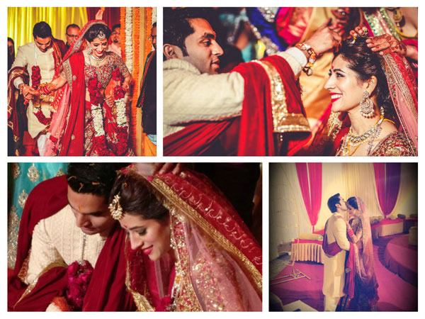 Ishqbaaz Actress Shireena Sambyal Weds Beau Vishnu Rao In A Grand Ceremony!