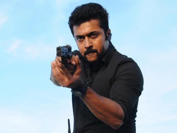 Singam 3 (Si3) 1st Day Collection, Takes Tremendous Opening Nationwide
