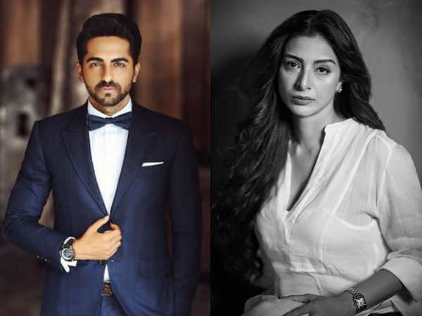 CAST ALERT: Tabu & Ayushmann Khurrana To Team Up For Sriram Raghavan's Next?
